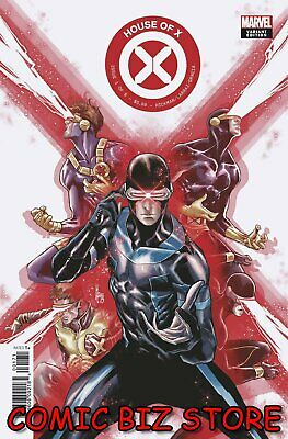 House Of X #1 (Of 6) (2019) 1St Printing Character Decades Cover Marvel ($5.99)