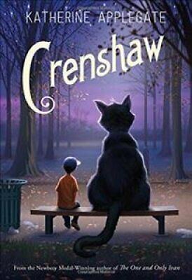 Crenshaw by Katherine Applegate 9781432860745 | Brand New | Free US Shipping