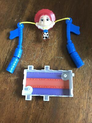 2019 McDonalds TOY STORY 4 ~ #7 JESSIE'S JUMP HOUSE Toy - NOT Sealed