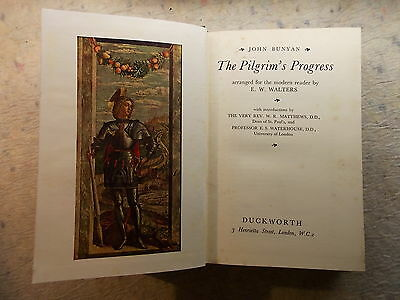 The Pilgrim's Progress by John Bunyan 1938