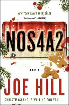 Nos4a2 by Joe Hill 9780062200587 | Brand New | Free US Shipping
