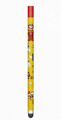 NEW SUPER MARIO MAKER 2 TOUCH PEN Limited Bonus Stylus for Nintendo Switch JAPAN