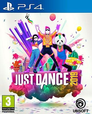 Just Dance 2019   PS4  PLAYSTATION 4  NUOVO  (ub1)