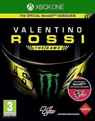 Valentino Rossi The Game  XBOX ONE nuovo