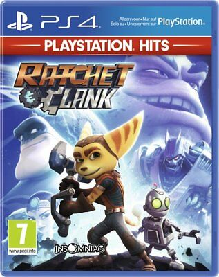 Ratchet & Clank Hits    PlayStation 4  PS4
