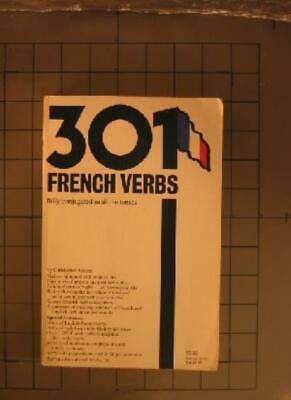301 French Verbs,Christopher Kendris