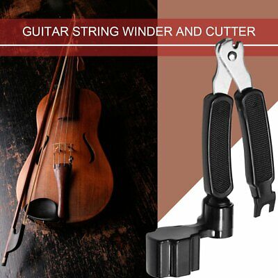 3 in 1 Guitar String Forceps Planet Waves String Winder And Cutter Pin Puller MT