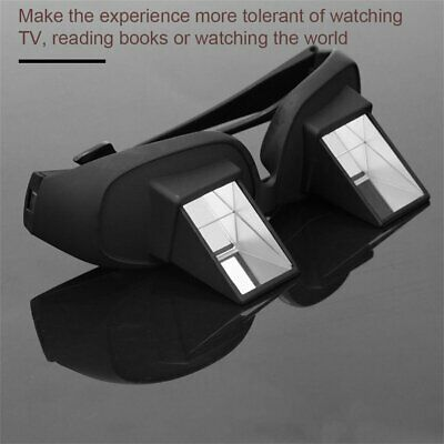 LMTy Periscope Horizontal Reading Sit-view mirror glasses spectacles TV On Bed T