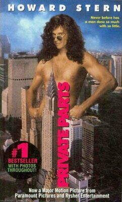 Private Parts by Ellen Sue Stern and Howard Stern (2008, Paperback)