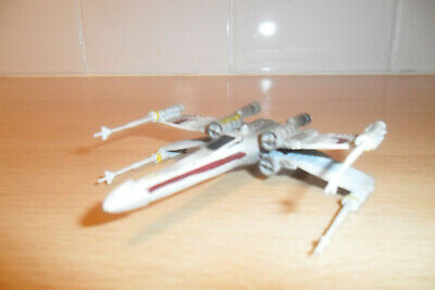 STAR WARS X WING FIGHTER Unboxed 1 Inch High Diecast Model By DEAGOSTINI