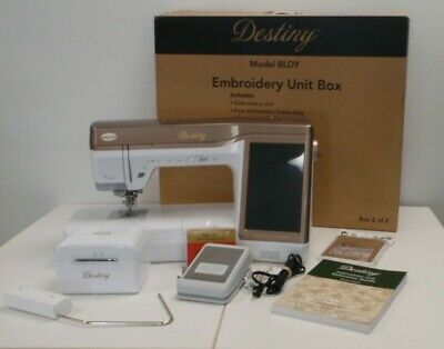 BABYLOCK DESTINY SEWING & Embroidery Machine ( BLDY ) - Just