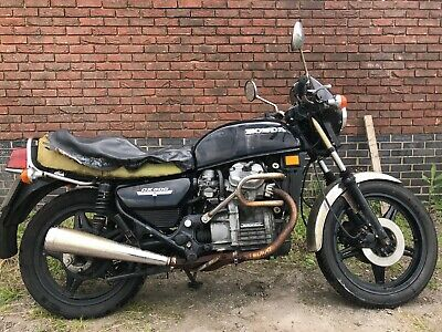 Honda Cx 500 1980 Barn Find Restoration Project
