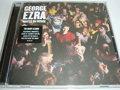 George Ezra - Wanted on Voyage  CD Album