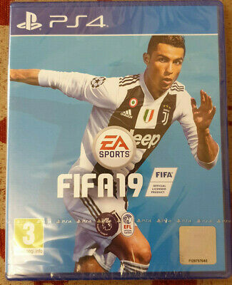FIFA 19: Standard Edition - Sony PlayStation 4 (PS4) - BRAND NEW & SEALED!