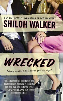 Wrecked by Shiloh Walker 9780425264454 | Brand New | Free US Shipping