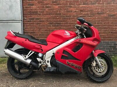 Honda Vfr 750 1996 Barn Find Restoration Project