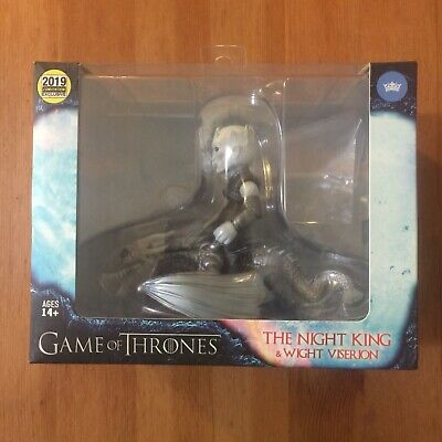 IN HAND Loyal Subjects Game Of Thrones Night King & Viserion 2019 SDCC Exclusive