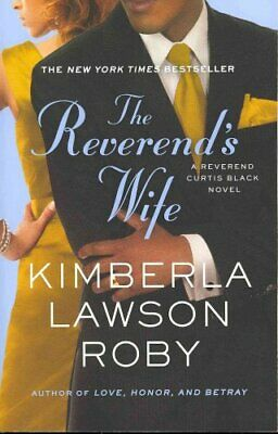 A Reverend Curtis Black Novel: The Reverend's Wife 9 by Kimberla Lawson Roby...