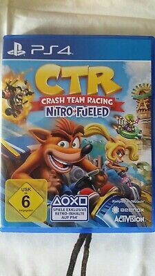 Crash Team Racing [PS4 / Playstation 4] - Top Zustand + sofortiger Versand