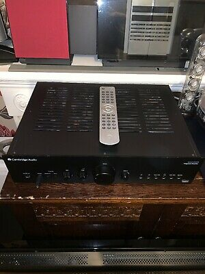 Cambridge Audio Azur 640A V2.0 Integrated Amplifier With Original Remote Control