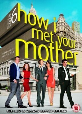 How I Met Your Mother Season 6 DVD New & Sealed