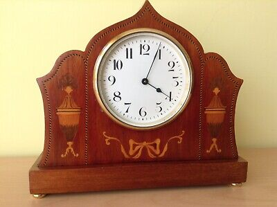Antique clock Duverdrey & Bloquel 8 day