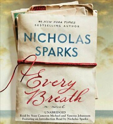 Every Breath by Nicholas Sparks 9781549194696 | Brand New | Free US Shipping