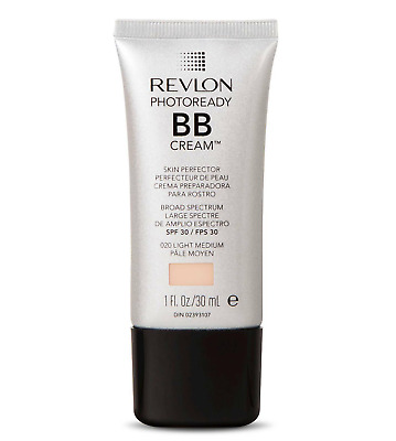 Revlon Photoready BB Cream SPF 30ml  --Choose shade---