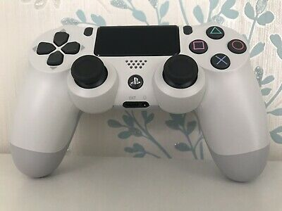 Sony Playstation PS4 DualShock 4  Wireless Controller (White)