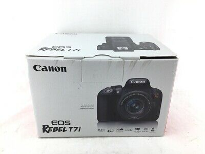 Canon Eos Rebel T7I Digital Camera 24.2Mp (Body Only) (Pb1013443)