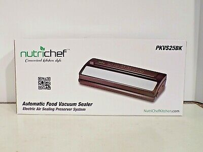 Nutrichef Electric Air Sealing Preserver System