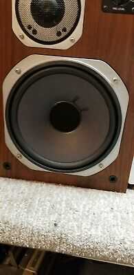 """Vintage 10"""" Yamaha Woofer for NS-670 Speakers - 2 available"""