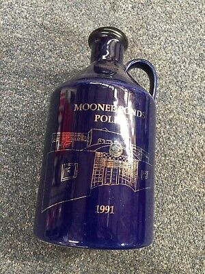 Victoria Police Collectable Moonee Ponds Social Club Commerative Port - unopened