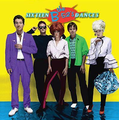Sixteen Dances, The B-52's, Audio CD, New, FREE & Fast Delivery