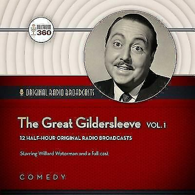 The Great Gildersleeve, Volume 1 : 12 Half-Hour Original Radio Broadcasts by...