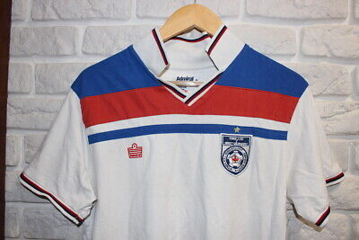 Retro Shirt Admiral  England Vs Vest Germany 1966 Home Jersey  Size (M)