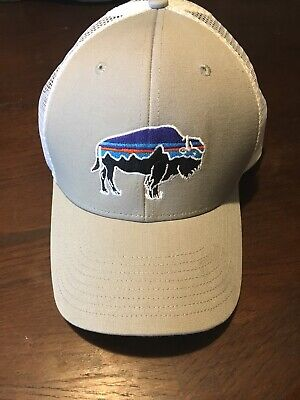 0a97fa987 PATAGONIA FITZ ROY Frostbite Trucker Hat - New With Tags - Drifter ...