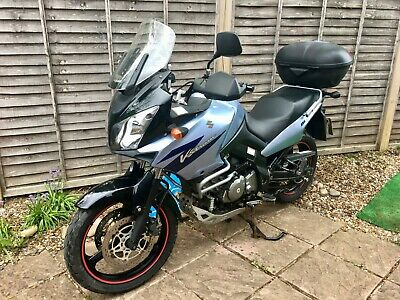 Suzuki DL650K6 V-Strom 2006,  ** £1 START, NO RESERVE ***