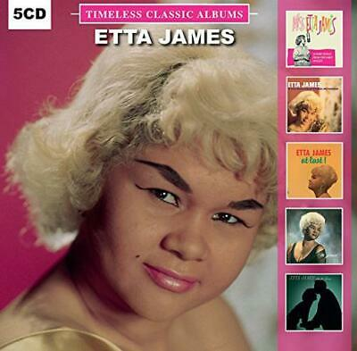 Timeless Classic Albums, Etta, James, Audio CD, New, FREE & Fast Delivery