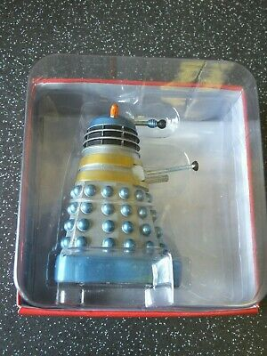 Eaglemoss   Doctor Who  Sd7  Special Dalek # 7  Mechanus Attack Dalek With Mag