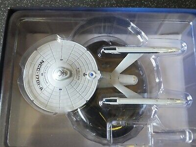Eaglemoss Star Trek Starships Collection Uss Enterprise 1701-A  New No Mag