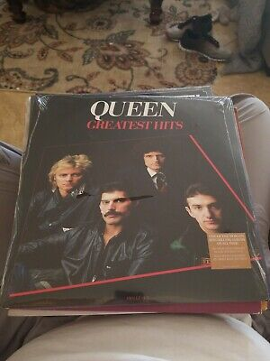 Queen Greatest Hits 2xLP sealed 180 gm vinyl New Sealed New Release US