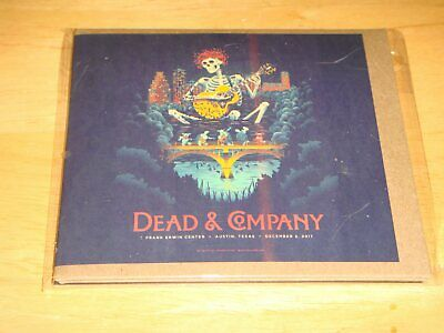 DEAD & COMPANY Best Show of 2017 LIVE Austin 12/2/17 3CD DARK STAR grateful dead