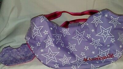 American Girl Two-Doll Berry Starry Tote Carrier New Retired