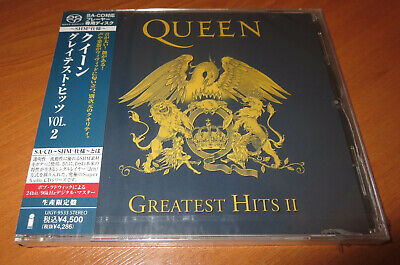 Queen - Greatest Hits II 2 - SACD Super Audio CD UIGY 9533 New & Sealed