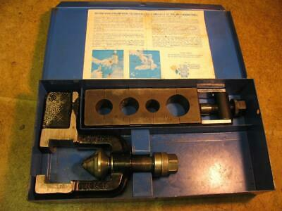 Imperial Eastman Rol-Air 537F 37`Degree Flaring Tool Set 1-1/4 1 7/8 3/4