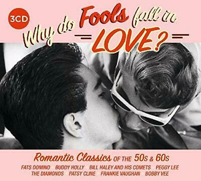 Why Do Fools Fall In Love?, Various Artists, Audio CD, New, FREE & FAST Delivery