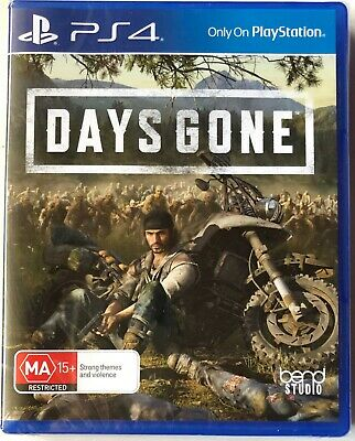 Days Gone New & Sealed Playstation 4 - PS4