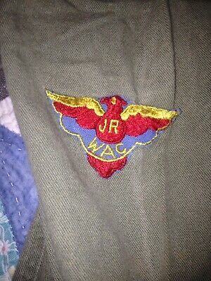 WW2 Era Kids JR WAC Uniform Top