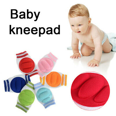 Baby Unisex Crawling Cushion Knee Pads Infant Toddler Safety Anti-slip Protector